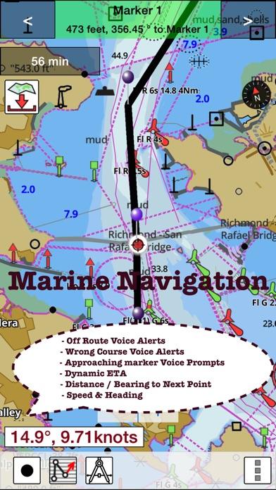 Minnesota Fishing Lake Maps Amp Navigation Charts App