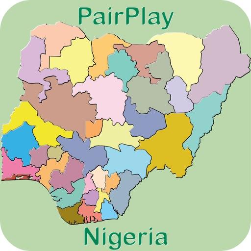Nigeria Puzzle for iPad iOS App