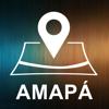 Amapa, Brasilien, Offline-Auto GPS Wiki