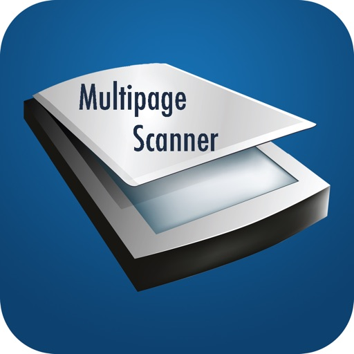 scan multiple pages to pdf