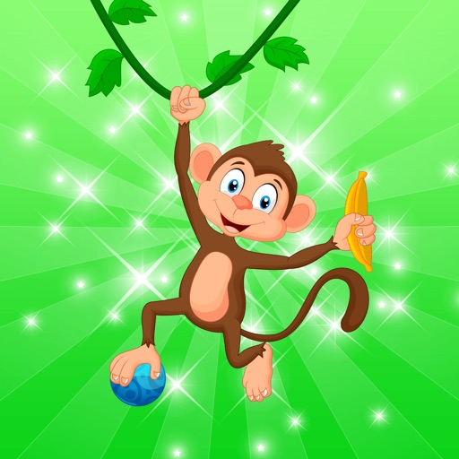 Pop Monkey Bubble Shooter - Popping Puzzle Game iOS App