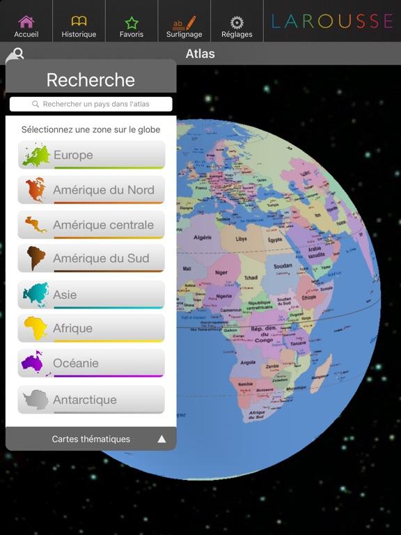encyclopedie larousse app