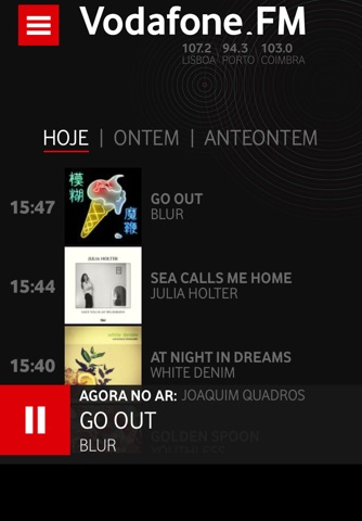 VodafoneFM screenshot 3
