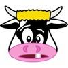 Fattoria le mucche quattro Sticker Pack