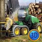 Sawmill Driver Simulator 3D Full