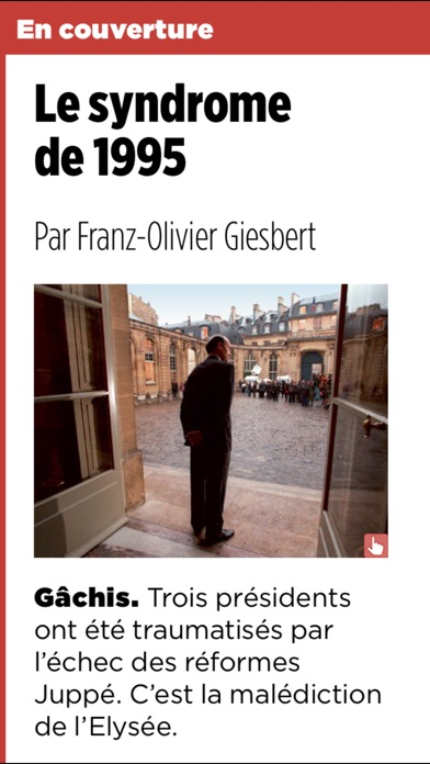 download Le Point Hebdo apps 4