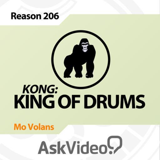 Course For Kong Drum Designer