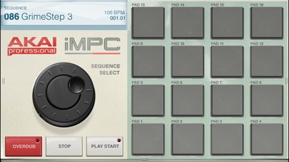 iMPC for iPhone Screenshot