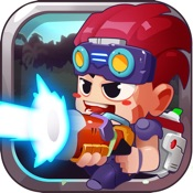 Metal Shooter: Shoot and Jump