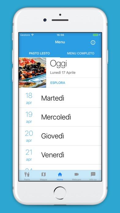 Screenshot #1 for UniMeal - UNITN Trento