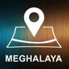 Meghalaya, India, Offline Auto GPS Wiki