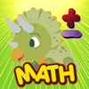 Dinosaur math learning games for kids in 1st grade math games