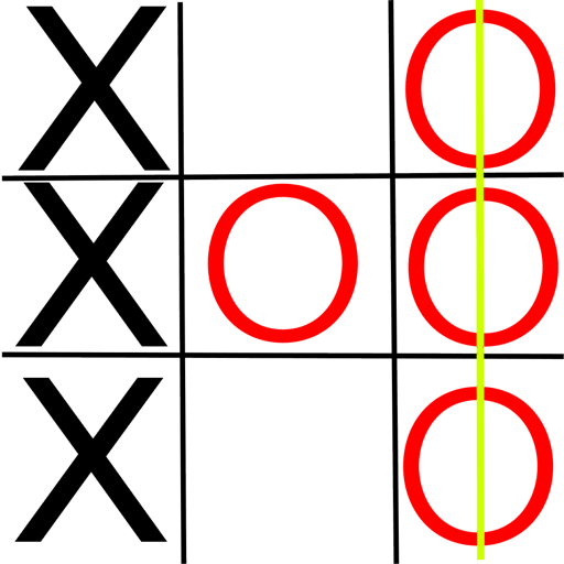 Tic-Tac-Toe - Two Players