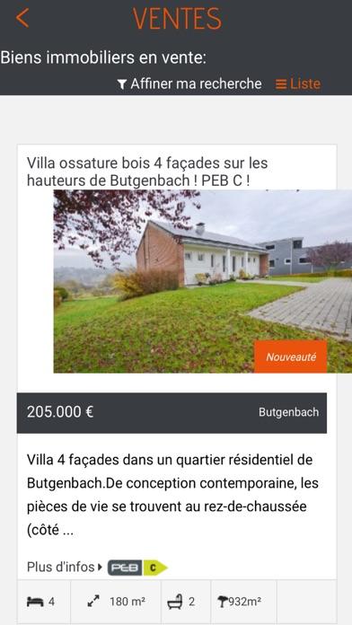 Ekilibre - Agence immobilièreCapture d'écran de 3