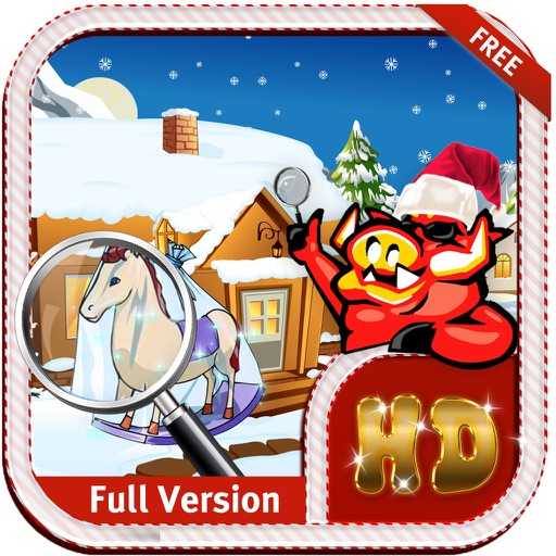 Christmas Tales Fathers Gift Hidden Objects Secret iOS App