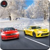 Offroad Taxi Snow Driving game free for iPhone/iPad