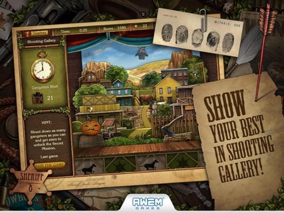 Screenshot #2 for Golden Trails: Hidden Object Adventure Western