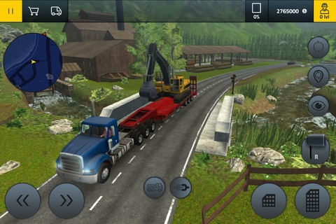 Construction Simulator PRO 2017 screenshot 4