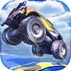 Crazy Monster Truck Racing Game