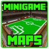 Maps for Minecraft PE - Games Edition