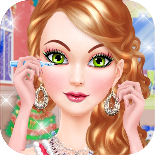Christmas Teen Makeover iOS App