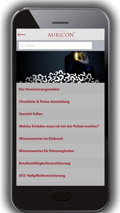 Screenshot von AURICON GmbH3