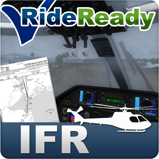 RideReady IFR Instrument Rating Helicopter FAA