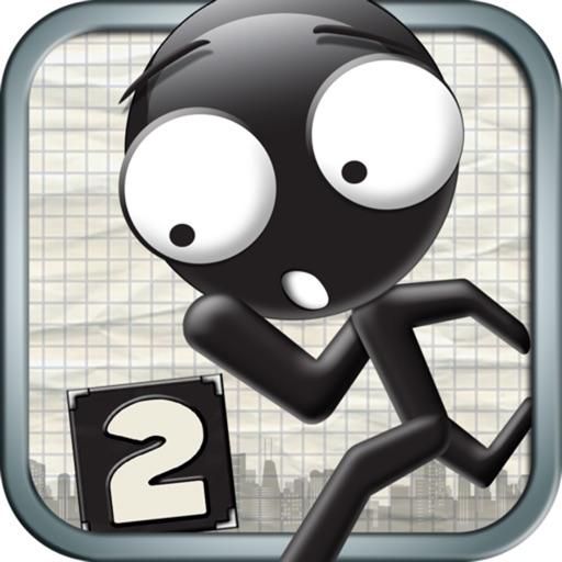 Runn Stick Cool Game iOS App