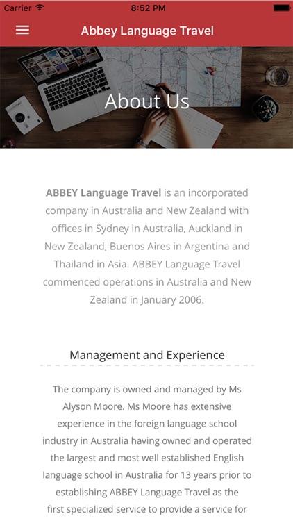 Abbey Language Travel by Abbey Language Travel