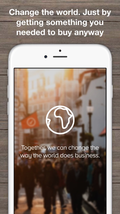download DoneGood - Changing Mobile Shopping for Good apps 3