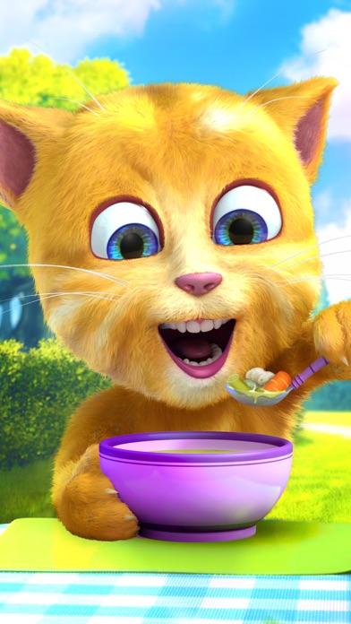 おしゃべり猫のトーキング・ジンジャー2のスクリーンショット4