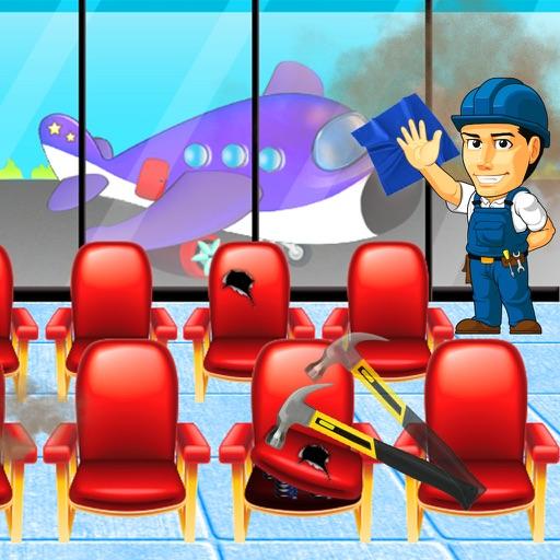 Airport Repair & Fix it – Airlines Duty iOS App