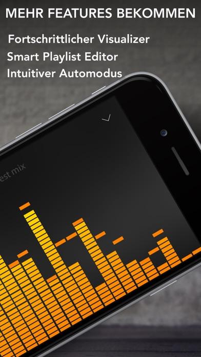Equalizer+ PRO Volumenverstärker und Musikspieler Screenshot
