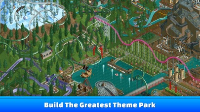Screenshot for RollerCoaster Tycoon® Classic in United States App Store