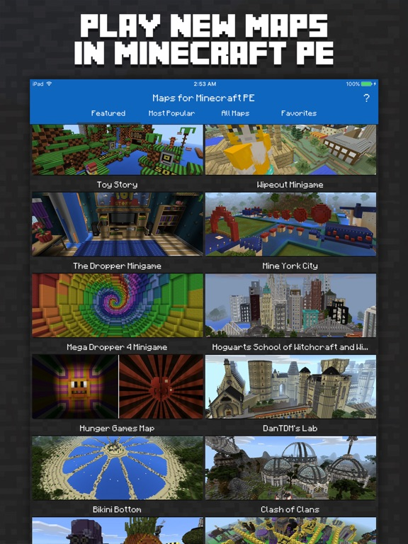 Minecraft Pe Maps Download Hunger Games - wifilivin