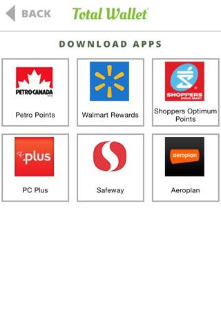 Total Wallet - Mobile Digital Wallet Technology screenshot 4