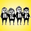 Dauletkhan Sultangazy - Gangsters Stickers  artwork