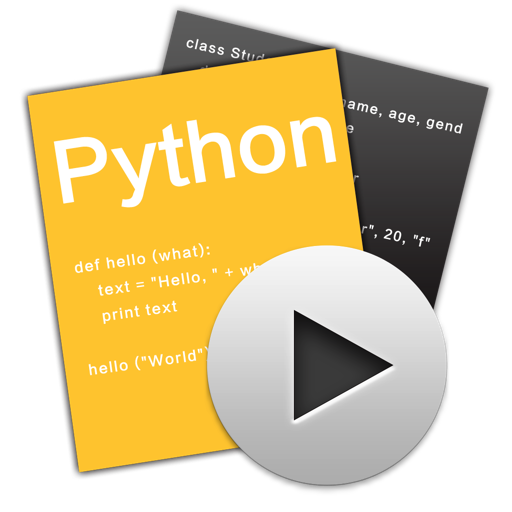 python 开发工具 Python Runner  For Mac