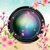 照片编辑器制造商 - 自拍美女相机效果