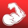 GrowBIG Workout Tracker Bodybuilding Weightlifting