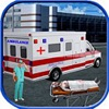 Emegency Embulance Drive Game - Pro