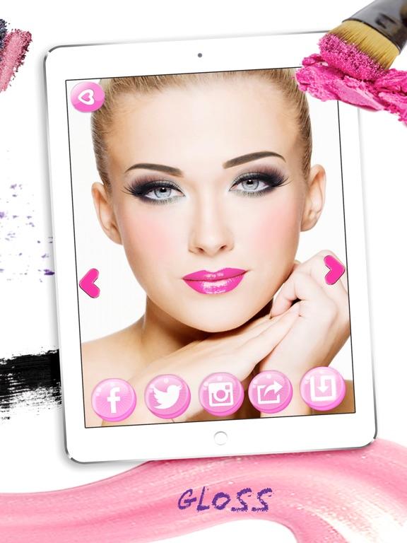 Фото шоп макияж