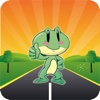 Funny Crossy - Frog Crossing crossy road vehicles