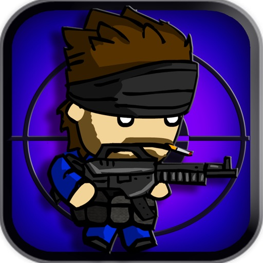 All Zombie Hunters - Apocalypse Defence SWAT Team iOS App