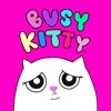 Busy Kitty Sticker Pack