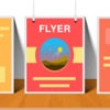 Flyer Schöpfer - Druck oder Plakat & Prospekt