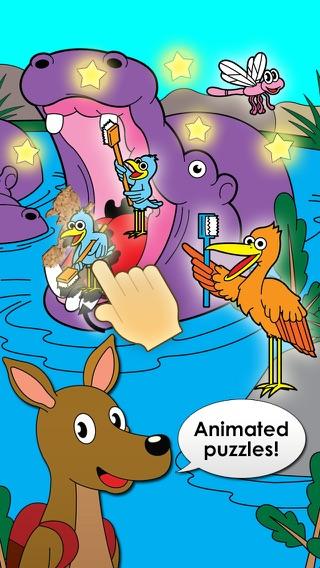 Дети Логические игры животных для Малышах Screenshot