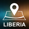 Liberia, Offline Auto GPS