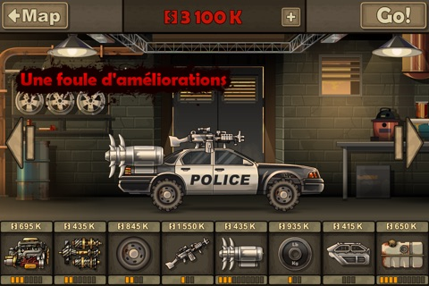 Earn to Die 2 screenshot 4