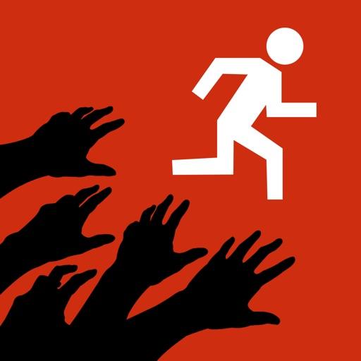 僵尸快跑!:Zombies, Run!